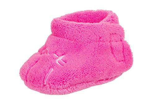 Buttercup Baby Pink Cat's Paw Super Soft Infant Shoes 0-6 (Buttercup Cat)