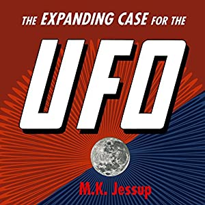 The Expanding Case for the UFO - First Edition and Association Copy Audiobook