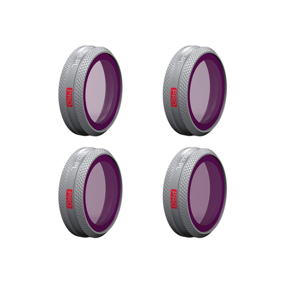 Filtro Lokauf Dji Filtri Accessori Pgytech 4 Ndpl Per Pezzi Kit tshQdxrC