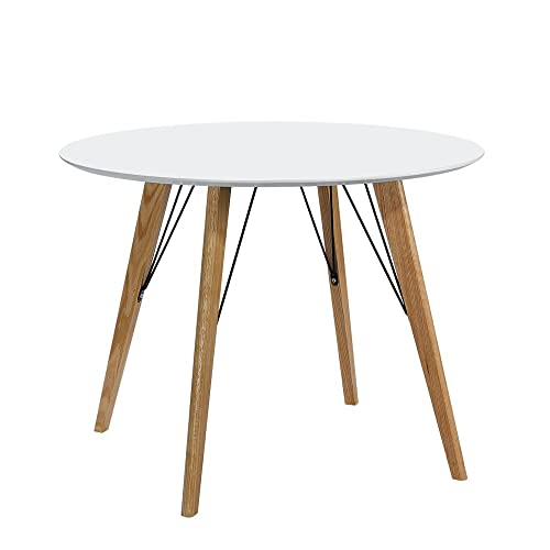 6 Seater Round Dining Table: 6 Seater Round Dining Table: Amazon.co.uk