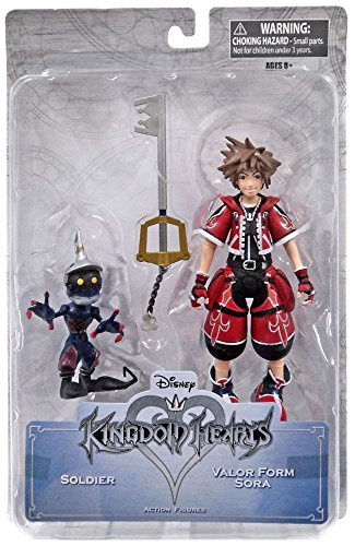 kingdom hearts action figures - 6