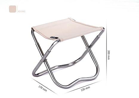 Tz ted outdoor sedia portatile piccolo sedia pieghevole portatile