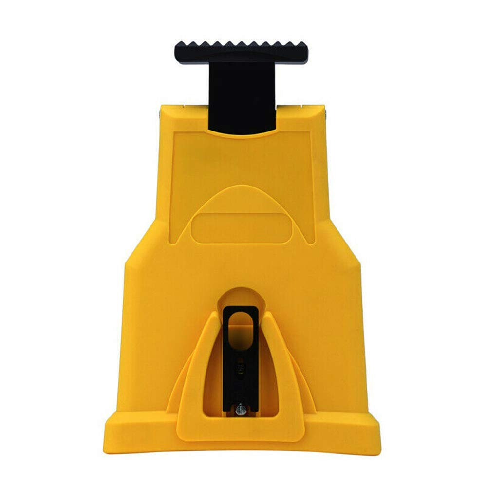 Chainsaw Sharpener Bar-Mount Chainsaw Chain Sharpener Kit Portable Chain Saw Sharpening System Fast-Sharpening Stone for Saw Chain Woodworking Tools by Boomway