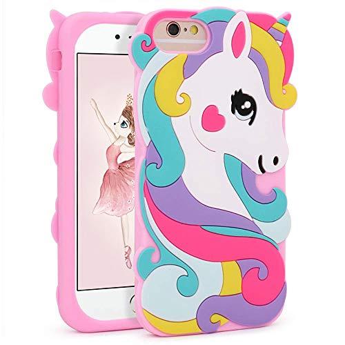 Vivid Unicorn Case for iPhone 8 7 6 6S 4.7