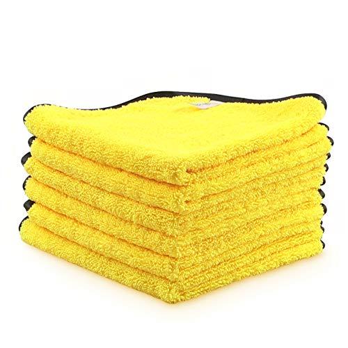 AIDEA Microfiber Detailing Towel