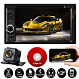 Best Car Stereo Dvd Gps - Car Stereo Radio Double Din Indash 6.2'' DVD/CD/MP3 Review