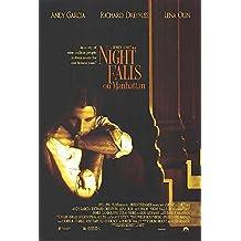 "Night Falls On Manhattan - Authentic Original 27"" x 40"" Movie Poster"