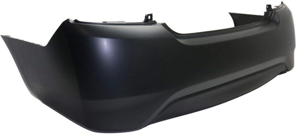 Rear Bumper Cover for 2015-2018 Nissan Versa Sedan 4 Door 15-18 MBI AUTO Primered NI1100297