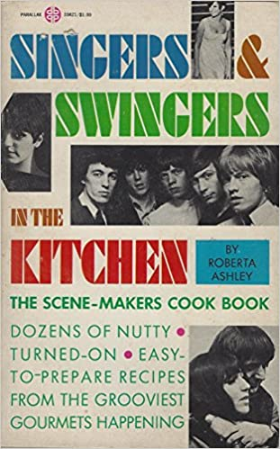 Singers swingers in the kitchen roberta ashley amazon books fandeluxe Images