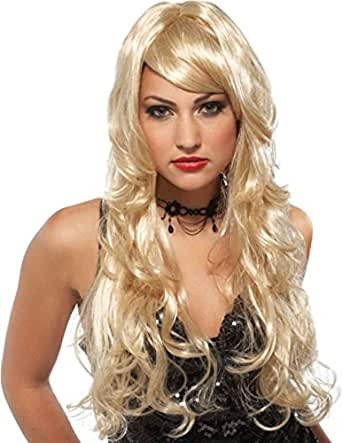 Wig Supermodel Blonde