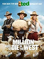Filmcover A Million Ways to Die in the West