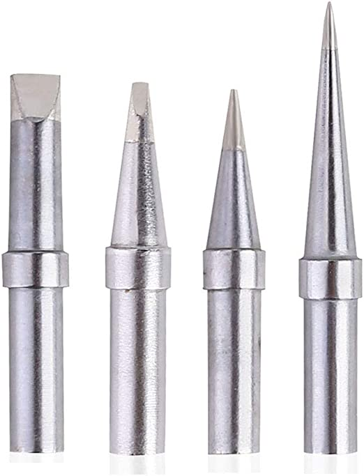 5PCS ET Series Replacement Tips Set For Weller WES51 WESD51 WE1010NA WCC100