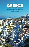 Greece Pocket Monthly Planner 2018: 16 Month Calendar