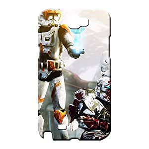 samsung note 2 Collectibles Super Strong Perfect Design phone case skin clone wars star wars