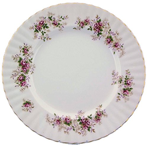(Royal Albert - Lavender Rose - Salad Plate)