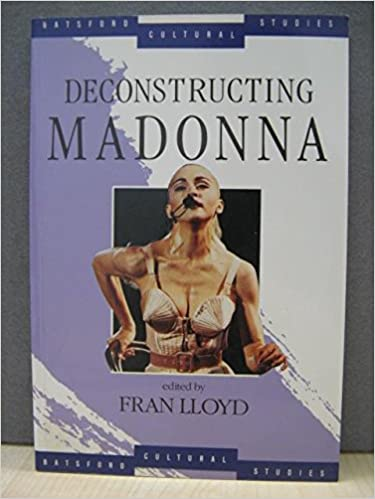 Book Deconstructing Madonna (Batsford Cultural Studies)
