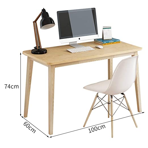 mesa plegable YNN Table Escritorio de la computadora de Escritorio ...