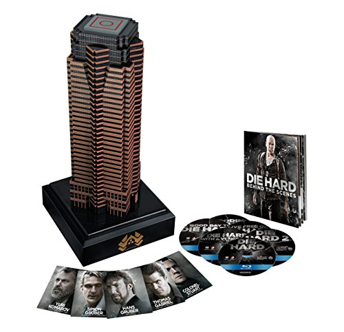 Nakatomi Plaza: Die Hard Collection [Blu-ray]