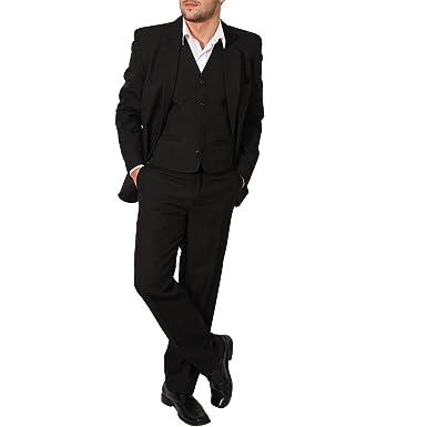 suche nach echtem Online-Einzelhändler Rabattgutschein Candygirls Regular Herren Anzug 3Teiler Sakko Hose Weste Büro Business  Hochzeit H10