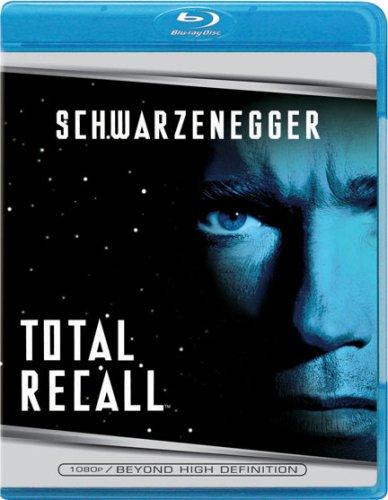 Total Recall [Blu-ray] (Blu Conan Ray)