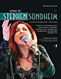 Sondheim Songs Vol2 Bk/CD