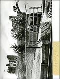 Vintage photo of Dudley Castle