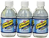 Schweppes Club Soda, 6-Pack, 10 oz Bottles