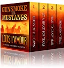 GUNSMOKE AND MUSTANGS: The Louis L'...