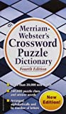 Merriam-Webster's Crossword Puzzle Dictionary, New 4th Edition, mass-market paperback