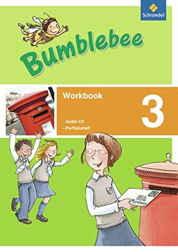 Bumblebee 3 + 4: Bumblebee - Ausgabe 2013 für das 3. / 4. Schuljahr: Workbook 3 plus Portfolioheft und Pupil's Audio-CD
