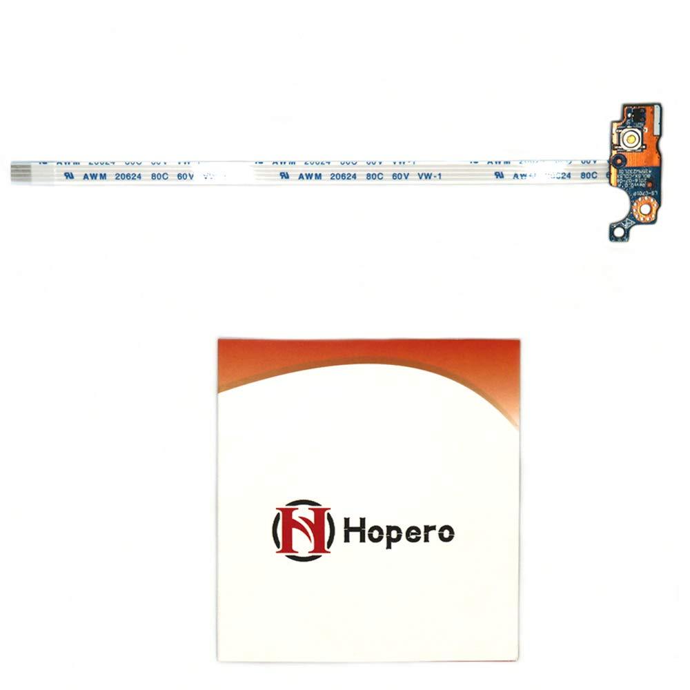 Boton encendido para HP Notebook 15-AY Series 15-ay125nr 15-