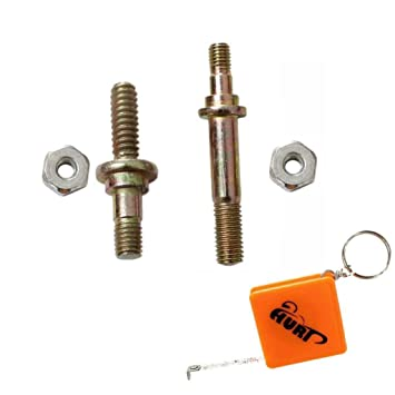 Garden Tools Bar Stud Nut Screw Kit For Stihl 029 Ms290 039 Ms390 Ms310 Chainsaw Long And Short Replacement 11276642405 11276642400