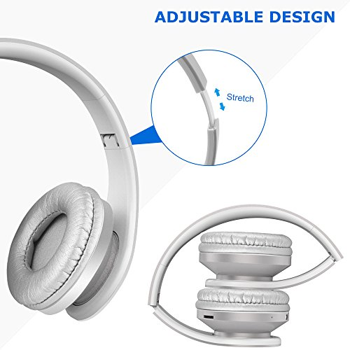 Review Bluetooth Headphones Over Ear,