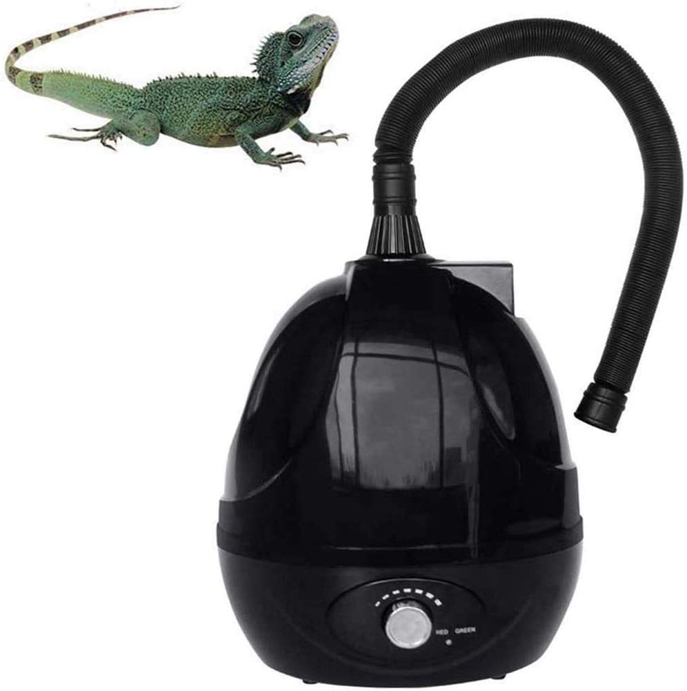 Reptile Humidifier, Reptile Fogger with Extension Tube