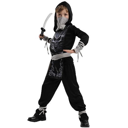 Adult clothing Disfraz De Samurai para Niños Cosplay Disfraz ...