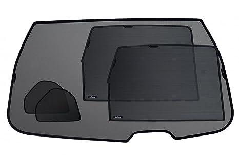 Audi rs q3 crossover 5 a partire dal 2013 parasole per finestrini