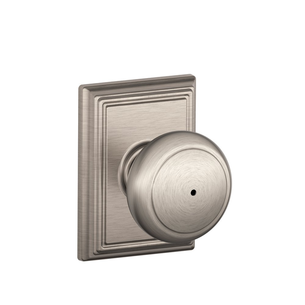 Schlage Lock Company F40and619add Addison Collection Andover Privacy