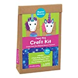 Mudpuppy Magical Unicorns Paper Bag Craft Kit
