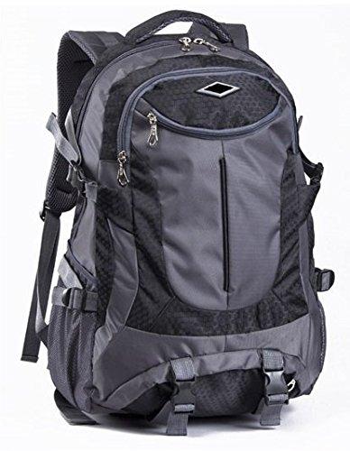 Rucksack ACTIVE SPORT 30 Liter Trekking Rucksack Backpack Laptop Rucksack (schwarz) Schwarz
