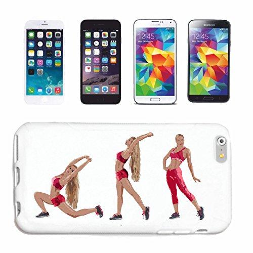 """cas de téléphone iPhone 6S """"POIDS DE FORMATION DES FEMMES GYM FITNESS CLUB GYM Musculation GYM muskelaufbau SUPPLEMENTS WEIGHTLIFTING BODYBUILDER"""" Hard Case Cover Téléphone Covers Smart Cover pour App"""