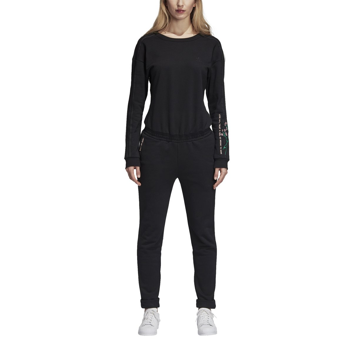 0ccc0590c511 Amazon.com  Adidas Love Revolution Jumpsuit  Clothing