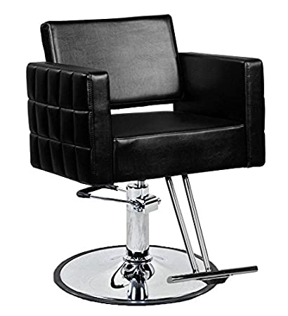 Awesome Amazon Com Bianco European Tufted Hair Salon Styling Bralicious Painted Fabric Chair Ideas Braliciousco