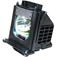 MITSUBISHI WD-73734 TV Replacement Lamp with Housing