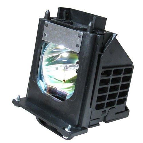 Mitsubishi 915P061010 TV Replacement Lamp with Housing ()