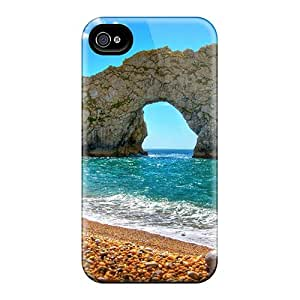 Excellent Design Dream Summer Beautiful View Case Cover For Iphone 4/4s