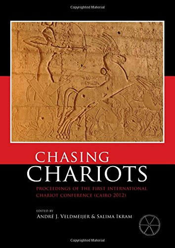 Chasing Chariots: Proceedings of the first international chariot conference (Cairo 2012)
