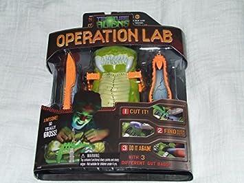 Test Tube Aliens Operation Lab - Contains Dead Alien - Nash ...