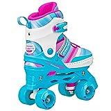 Roller Derby Girls Adjustable High Top Quad Skates