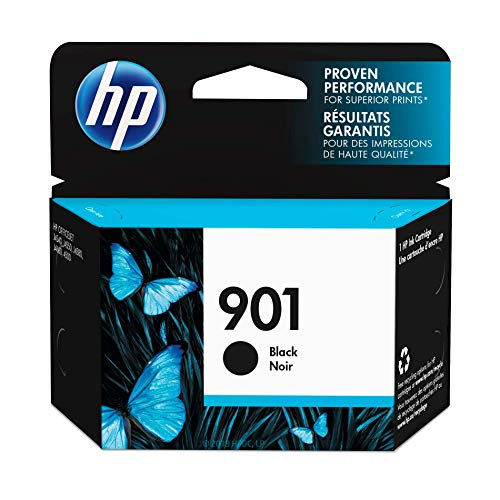 - HP 901 Black Ink Cartridge (CC653AN)