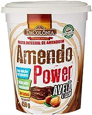Amendopower Pasta De Amendoim Com Avela E Cacau Zero 450G